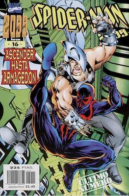 Spiderman 2099 Vol. 2 (1996-1997) (Grapa 24 pp) #16