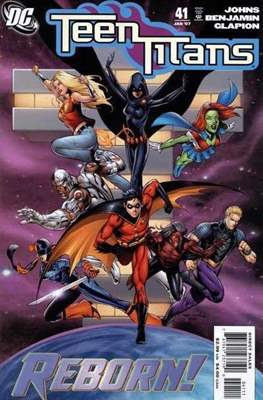 Teen Titans Vol. 3 (2003-2011) (Comic Book) #41
