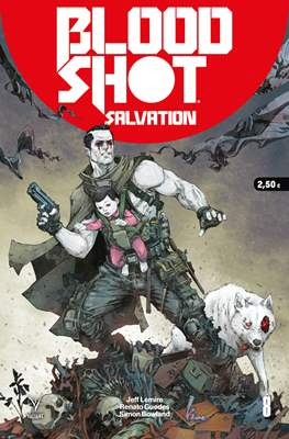 Bloodshot Salvation (Grapa) #8