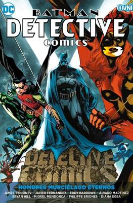 Batman: Detective Comics #6