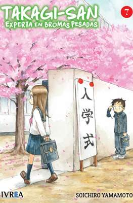 Takagi-san: Experta en bromas pesadas (Rústica con sobrecubierta) #7