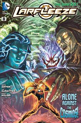 Larfleeze (2013-2014). The New 52 (Grapa) #8