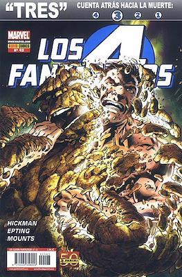 Los 4 Fantásticos / Los Cuatro Fantásticos Vol. 7 (2008-) (Grapa 24-48 pp) #43