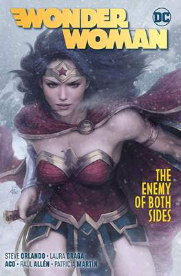 Wonder Woman Vol. 5 (2016-) (Softcover) #9