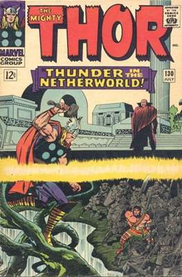 Journey into Mystery / Thor Vol 1 (Comic Book) #130