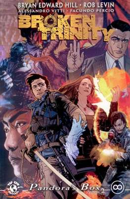 Broken Trinity (Softcover) #2