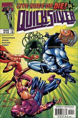Quicksilver (comic grapa usa) #10