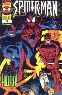 Spiderman Vol. 3 Nuevo Spiderman (1996-1997) (Rústica 96-128 pp) #11