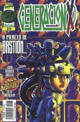Generación-X Vol. 2 (1996-2000) (Grapa 24 pp) #23