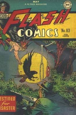 Flash Comics / The Flash (1940-1949, 1959-1985, 2020-) #83