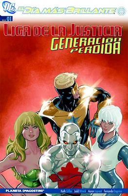Liga de la Justicia. Generación perdida #1