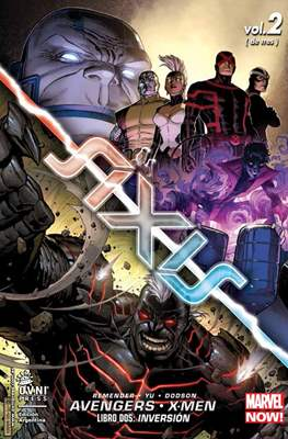 AXIS : Avengers – X-Men (Rústica) #2