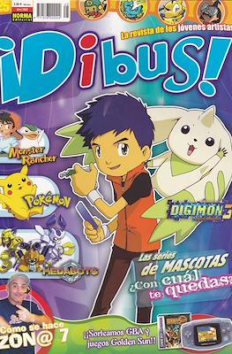 ¡Dibus! (Revista) #25