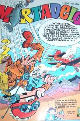 Mortadelo (1987-1991) (Grapa) #109