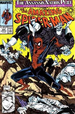 The Amazing Spider-Man Vol. 1 (1963-2007) (Comic-book) #322