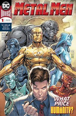 Metal Men (Vol 4. 2019-) (Comic Book) #1