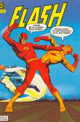 Flash (1984-1985) (Grapa, 38 páginas) #5