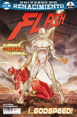 Flash. Nuevo Universo DC / Renacimiento (Rústica / Grapa.) #18 / 4