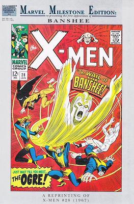 Marvel Milestone Edition X-Men (Comic Book) #2