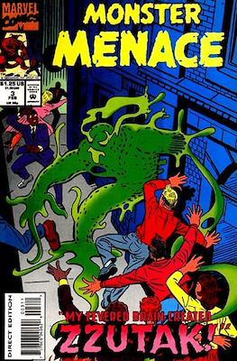 Monster Menace (grapa) #3