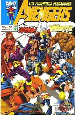 Avengers (Grapa) #50