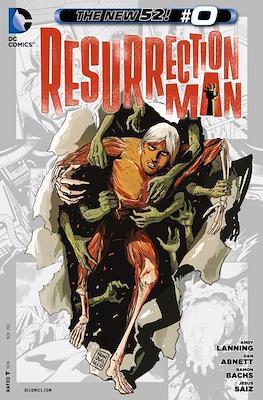 Resurrection Man Vol. 2 (2011-2012)
