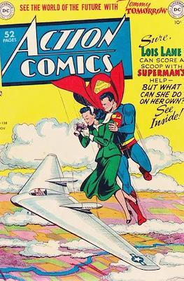 Action Comics Vol. 1 (1938-2011; 2016-) (Comic Book) #138