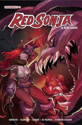 Red Sonja (2021-) #3