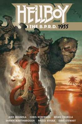 Hellboy and the B.P.R.D. #4