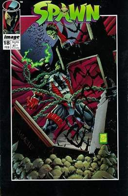 Spawn (Comic Book) #18