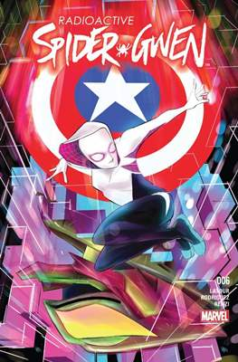 Spider-Gwen Vol. 2 #6
