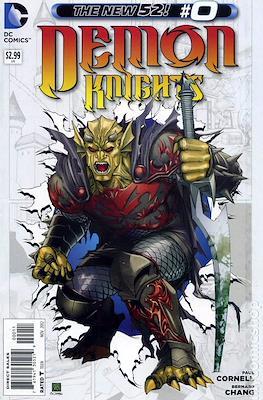 Demon Knights (2011-2013) #0