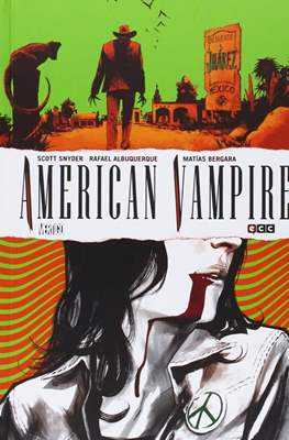 American Vampire (Cartoné) #7