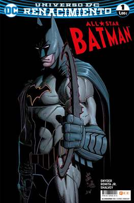 All-Star Batman. Renacimiento (Grapa) #1