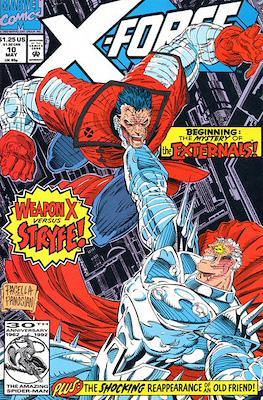 X-Force Vol. 1 (1991-2002) (Comic Book) #10