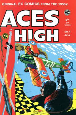 Aces High (Comic-book) #4