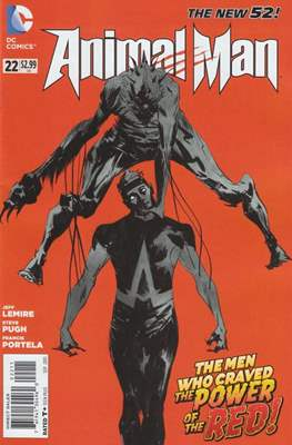 Animal Man vol. 2 (2011-2014) (Comic-book) #22