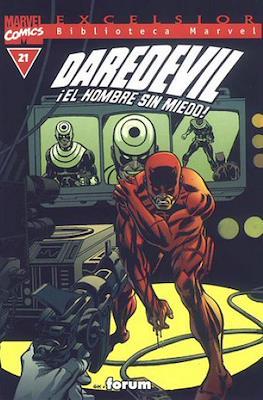 Biblioteca Marvel: Daredevil (2001-2003) (Rústica 160 pp) #21