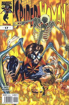 Spider-Woman (2000-2001) (Grapa. 17x26. 24 páginas. Color.) #17