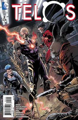 Telos Vol. 1 (Comic-Book) #2