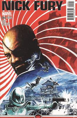 Nick Fury (Variant Cover) #2
