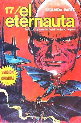 El Eternauta. Segunda Parte - Versión Original (Revista) #17