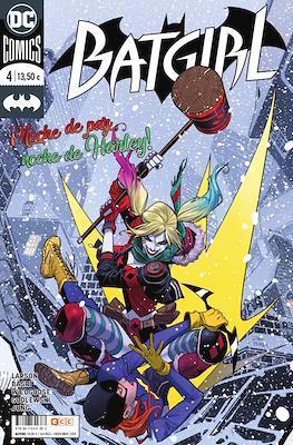 Batgirl. Renacimiento #4