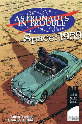 Astronauts in Trouble: Space 1959