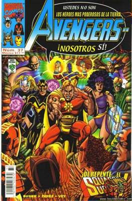 Avengers (Grapa) #37