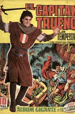 El Capitán Trueno. Album gigante (Grapa 32 pp) #10