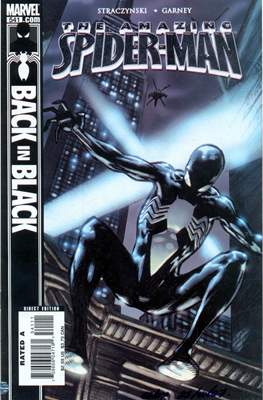 The Amazing Spider-Man (2005-2013) (Grapa) #21