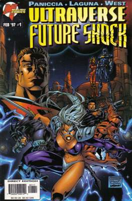 Ultraverse: Future Shock