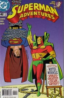 Superman Adventures (Comic-book) #42