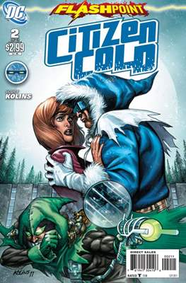 Flashpoint: Citizen Cold (2011) (Grapa) #2